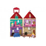 Ben & Holly Little Castle Kingdom Playset Figures Play Store and GO Exclusive by Ben & Holly's Little Kingdom