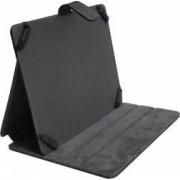 Husa Tableta Art T-088 Universala 8inchi din Piele cu Stativ integrat Neagra