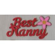 Best nanny flower magnet