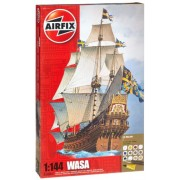 Airfix A50044 1:144 Scale WASA Gift Set Classic Ship Gift Set inc Paints Glue and Brushes