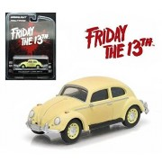 Greenlight HOLLYWOOD SERIES 9 FRIDAY THE 13TH PART III 1963 VOLKSWAGEN Beetle