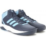 ADIDAS CLOUDFOAM ILATION MID Men Basketball Shoes For Men(Navy)