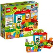 Set Lego Duplo My Town Preschool