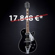 Gretsch G6128 T-GH George Harrison Tribute Duo Jet Custom Shop