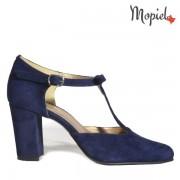 Pantofi dama, din piele naturala 242906/1750/Cam-Blue/Ayanna