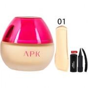 APK Pearl Illuminator Makeup Base Oil Free PK19-01 With Free Adbeni Kajal Worth Rs.125/