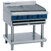 Blue Seal LPG Chargrill G59/6-LPG