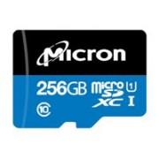 Micron - Flash-minneskort - 256 GB - A1 / UHS-I U1 / Class10