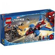 Spiderjet contra Robotul Venom 76150 LEGO Marvel Super Heroes
