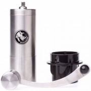 Rhinowares Compact kaffekvarn med Aeropress -adapter