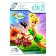 LeapFrog Didj Custom Learning Game: Tinker Bell and the Lost Treasure