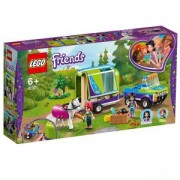 Конструктор Лего Френдс - Ремаркето за кон на Mia - LEGO Friends, 41371