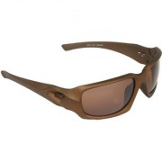 Zyaden Brown Wrap-around UV Protection Unisex Sunglass-SUNGLASSES-36
