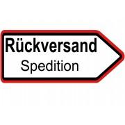 Rückversand Retoure Abholung, Deutschland, Spedition ~ Variantenangebot