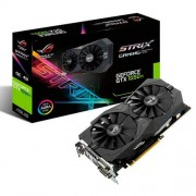 Asus Tarjeta Grafica Asus Strix-Gtx1050ti-O4g-Gaming 4gb Gddr5 Pcie3.0 Hdmi Geforce G