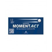 Angelini Spa Momentact 400mg Ibuprofene 12 Compresse Rivestite
