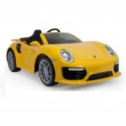 Carro Montable Porsche Electrico Injusa 6v Amarillo