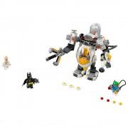 Lego Guerra de comida contra el robot Egghead The Lego Batman Movie 70920