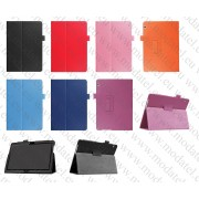"Huawei MediaPad T3 10 (9.6"") (кожен калъф) 'Business style' (лилав)"