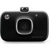 SPROCKET 2-IN-1 PRINTER BLACK