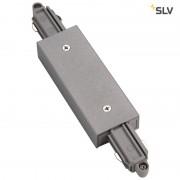 SLV Doorverbinder + voeding 1-fase GRIJS