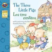 The Three Little Pigs/Los Tres Cerditos, Paperback/Patricia Seibert