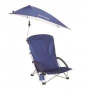 Sklz silla con sombrilla sklz sport brella beach azul