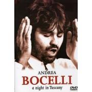 Andrea Bocelli - A Night In Tuscany (0602498231920) (1 DVD)