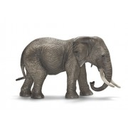 Schleich African Female Elephant Toy Figure