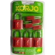 Korjo KTSALL4RD Safety Lock(Red)