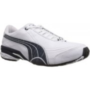 Puma Tazon II DP Casuals For Men(White, Black)