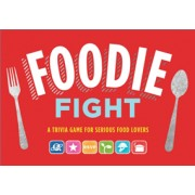Foodie Fight Revised - A Trivia Game for Serious Food Lovers (Lock Joyce)(Game) (9781452169477)