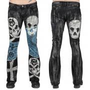 Pantaloni da uomo WORNSTAR - Catacombs - WSGP-CAC