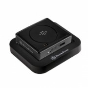 Silverstone SST-QIB052-D 5.200mAh Power Bank con ricarica Wireless Qi