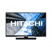 "Hitachi Tv hitachi 43"" led 4k uhd/ 43hk4w64/ hdr10/hlg/ smart tv/ wifi/ bluetooth/ 3 hdmi/ 2 usb/ modo hotel/ a+/ dvb t2/cable/s2"