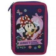 Penar 2 Compartimente Complet Utilat Minnie Mouse