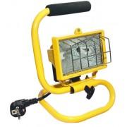 120W fényvető, hordozható, sárga (max 150 W)
