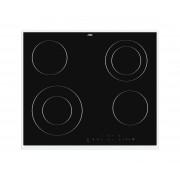 ETNA KC360RVS Elektrische kookplaten - Zwart