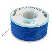 Mini Rolă de Fir Albastru 0.5 (diametru exterior) x 0.25 mm (diametru interior) 200 m