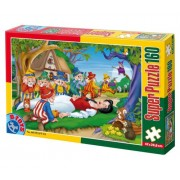 DToys Super Puzzle 160PCS Fairy 01 (07/60495-01)