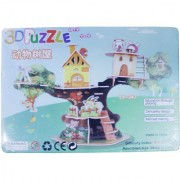 Toys Factory 3D Puzzle Game For Kids