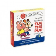 Learn to Read with Tug the Pup and Friends! Box Set 2: Guided Reading Levels C-E, Paperback