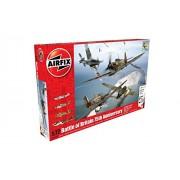 Airfix 1:72nd Battle Of Britain 75th Anniversary Plastic Model Gift Set