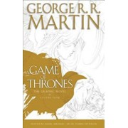 A Game of Thrones: The Graphic Novel: Volume Four, Hardcover/George R. R. Martin