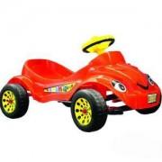 Детска кола с педали Happy Herbie, 2 налични цвята, 7303