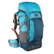 FORCLAZ Mochila de Montaña y Trekking Viaje, 500,50Litros,Funda Impermeable,Mujer