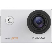 Akciona kamera MGCOOL Explorer Pro, 4K, WiFi, Siva