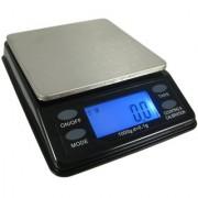 US BALANCE Mini Bench Digital Pocket Scale 1000 x 0.1gm Black