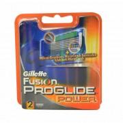 Gillette Fusion Proglide Power 2 ks náhradní břit M