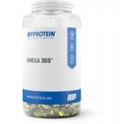 Myprotein Omega 3 6 9 - 120capsules - Pot - Unflavoured